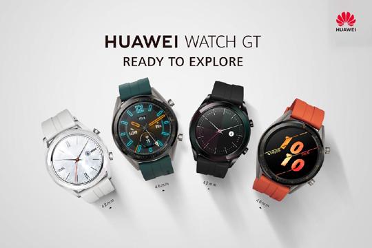 HUAWEI WATCH GT出貨量破200萬,助力華為可穿戴設備躋身全球TOP3